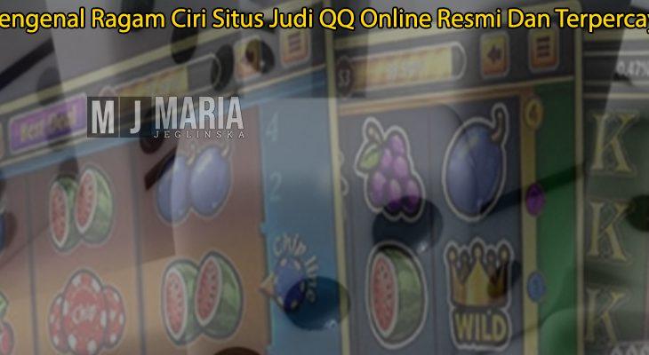 QQ Online Resmi Dan Terpercaya Mengenal Ragam Ciri - MariaJeglinska